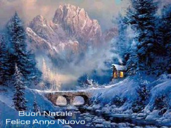 Cartoline Di Auguri Di Natale.Cartoline Di Natale