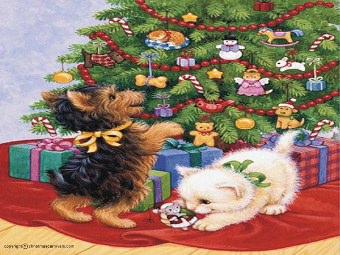 Cartoline di Natale virtuali