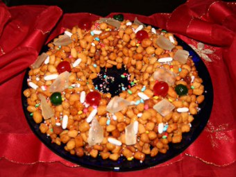 Struffoli ricetta di Natale