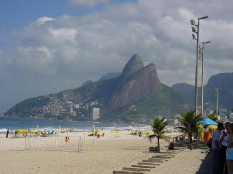 Vacanze di Natale a Rio de Janeiro