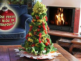 Albero di Natale: centrotavola fai da te per le feste